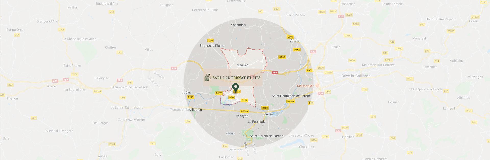 SARL Lanternat & Fils   projets de plâtrerie pour votre logement sur Brive-la-Gaillarde